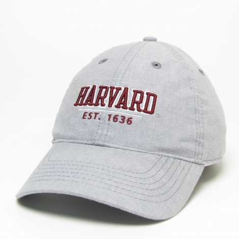 Oxford Cloth Harvard Hat