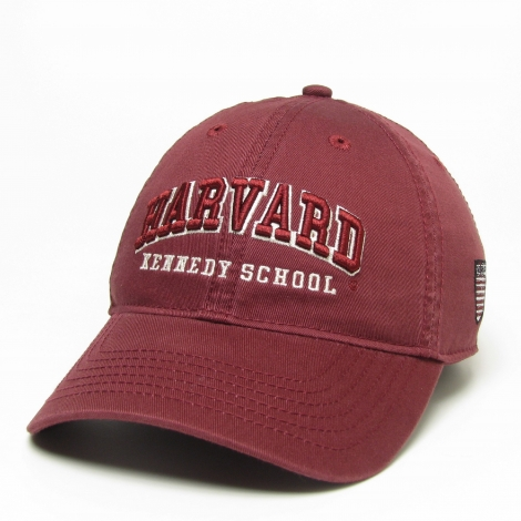 Harvard Kennedy School of Government Washed Twill Hat