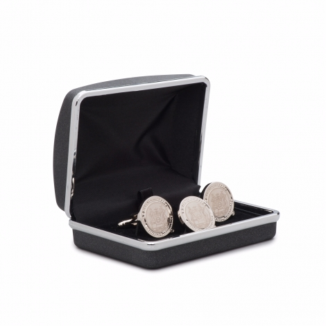 MIT Cufflinks and Lapel Pin Set