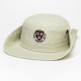 Harvard Stone Relaxed Twill Boonie