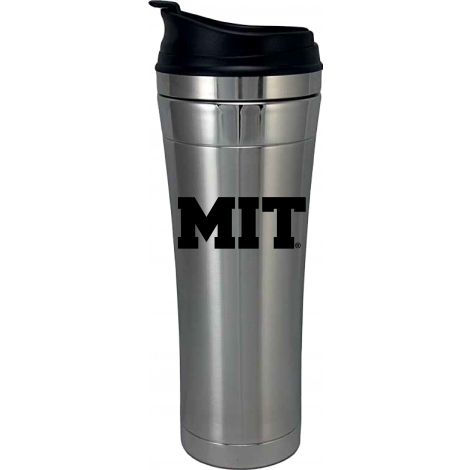 MIT 10 oz. Stainless Steel Travel Cup