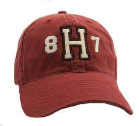 Class of 1987 Crimson Reunion Hat
