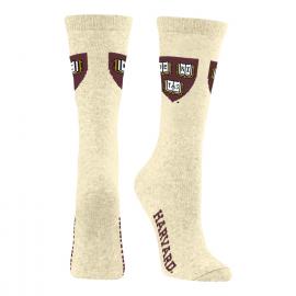 Harvard Women's Recycled Crew Sock