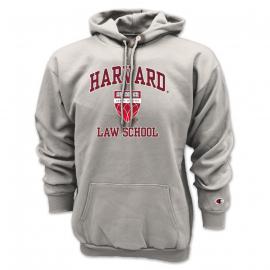 Harvard  Law School Champion Reverse Weave Heavyweight Hooded Sweatshirt