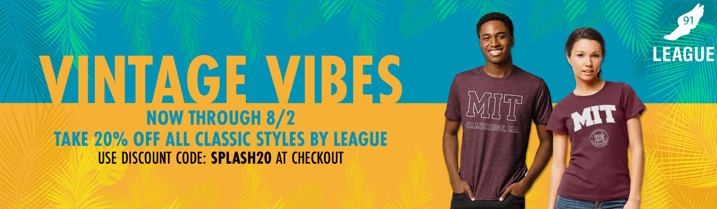 Men's Apparel MIT League Sale Collection