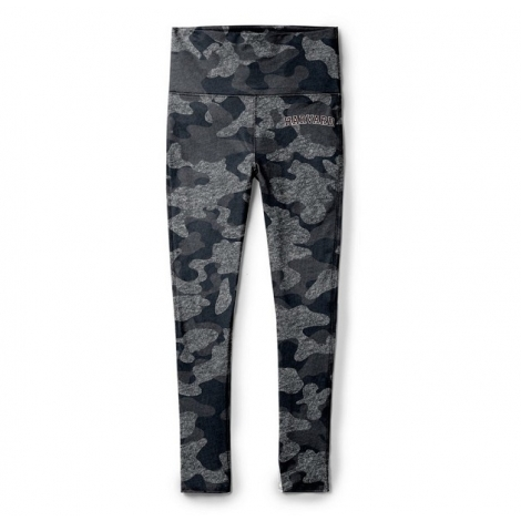 Harvard Women's Camo Relay Leggings