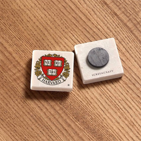 Harvard Screencraft Tileworks Magnet