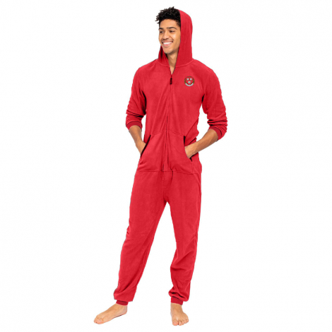 Harvard Polar Microfleece Union Suit