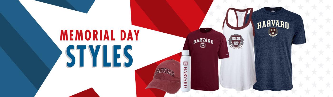 Harvard Memorial Day Styles