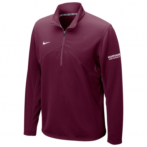 Nike 1/4 Zip  Dry Fit Training Top