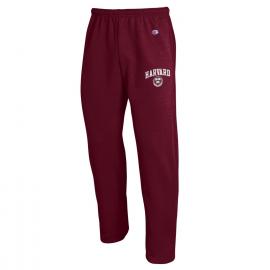 Harvard Champion Open Bottom Sweatpants