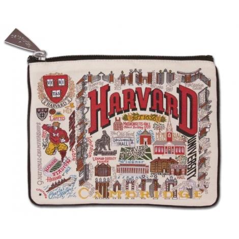 Harvard Woven Pouch
