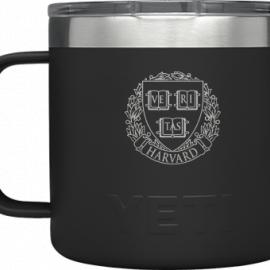 Harvard YETI 14 oz Mug with Magslider Lid