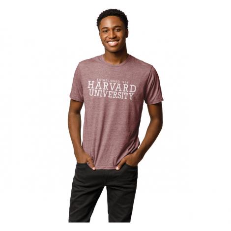 Harvard League Reclaim Recycled Jersey Tee