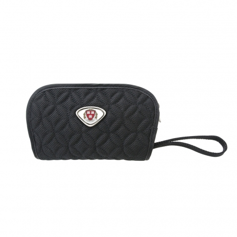 Women's Harvard Travel Wallet with Custom Medallions