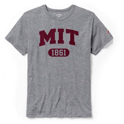 MIT League Tri-Blend Tee Shirt