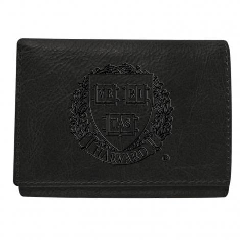 Harvard Tri-fold Wallet