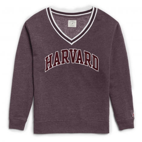 Harvard Women's Victory Springs V-Neck Pullover