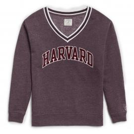Harvard Women's Victory Springs V-Neck Pullover