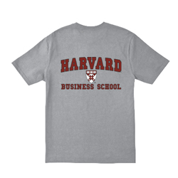 Harvard Business School Shield Tee shirt