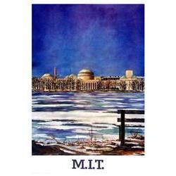 MIT Dome Print
