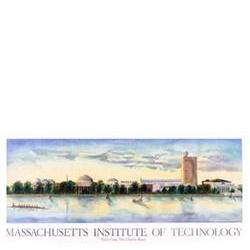 MIT in Spring Print