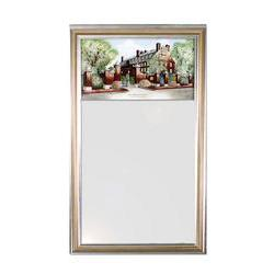Harvard Eglomise Colorprint Large Mirror