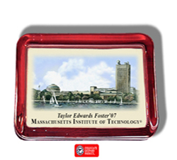 MIT Color Print Paperweight