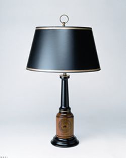 Harvard Laser Engraved Heritage Lamp