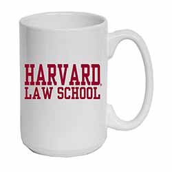 Harvard Law School Mug