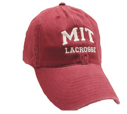 MIT Lacrosse Sport Hat