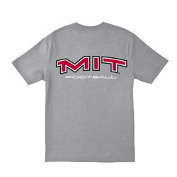 MIT Grey Football T Shirt