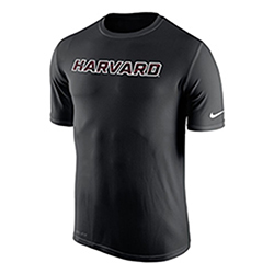 Nike Dri-Fit Graphite Harvard  Performance T Shirt