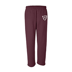 Class of 2017 Class Maroon  Sweatpants