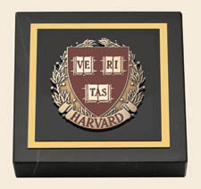 Masterpiece Harvard Paperweight