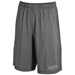 Under Armour MIT Graphite Raid Shorts