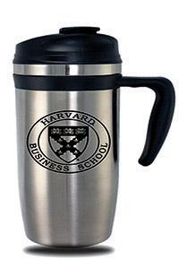 Harvard Business Apollo Stainless Steel Mug