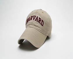 Harvard Khaki Hat