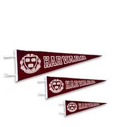 Harvard Pennant