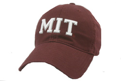 MIT Women's Maroon Foam Design Hat