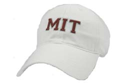 MIT Women's White Foam Design Hat