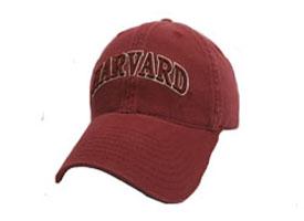 Harvard Maroon Foam Design Hat