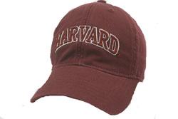 Harvard  Women's Maroon Foam Design Hat