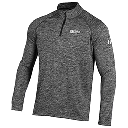New! Under Armour Harvard 1/4 zip Granite Tech Tee