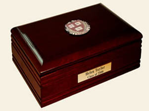 Masterpiece Medallion Harvard Desk Box