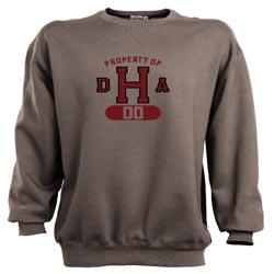 Property of DHA Class of 2000 Sweatshirt