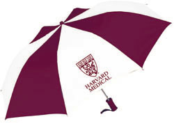 Harvard Medical School Folding Umbrella