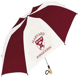Harvard Business School  Folding Golf Umbrella