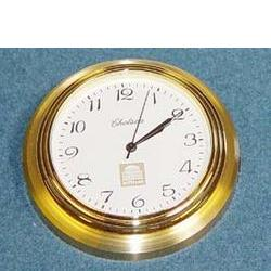 MIT Sloan Button Clock with Waterfall Bezel