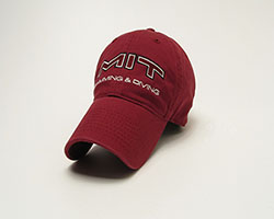 MIT Swimming & Diving Sport Hat